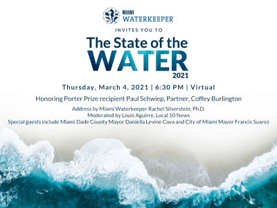Miami Waterkeeper: State of the Water 2021